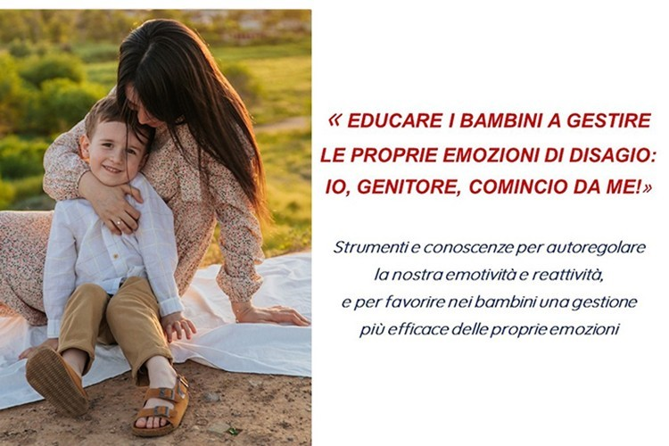 Aiutare i bambini a gestire le emozioni
