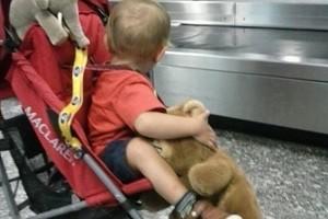 In aereo con i bambini: consigli