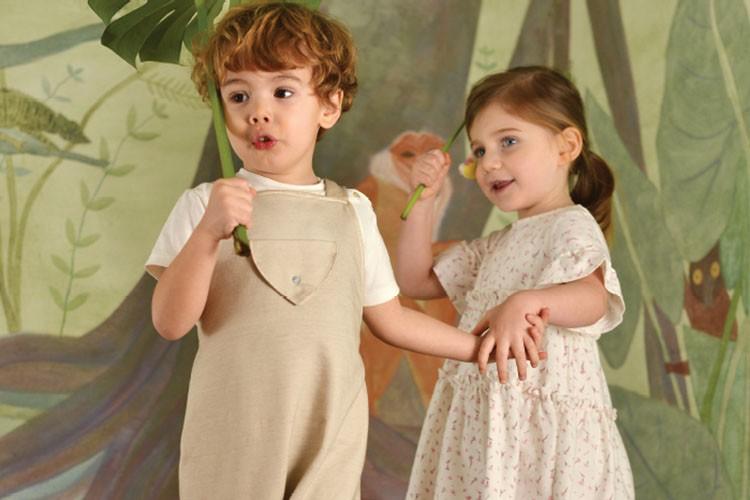 Botanica Boo abbigliamento per bambini