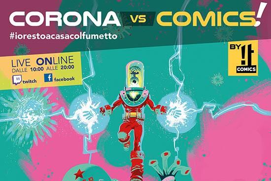 CORONAVsCOMICS mostra online del fumetto