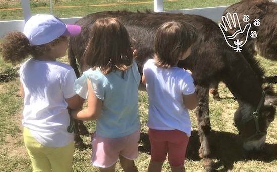 Campi estivi ambientali bambini Praticare il futuro