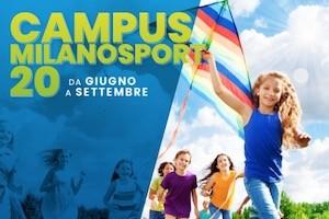 Campus estivi Milanosport
