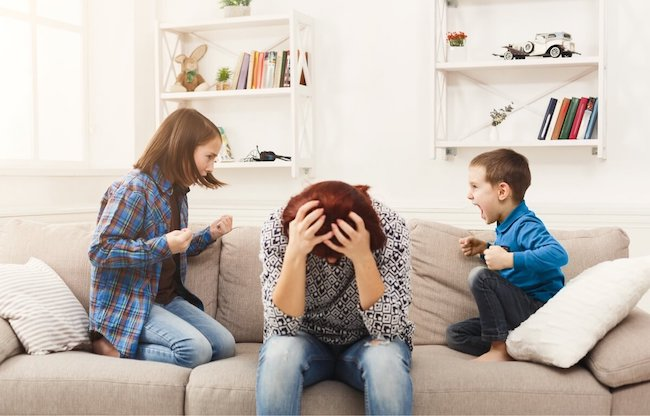 Corso per Genitori sull'orlo di una crisi di nervi