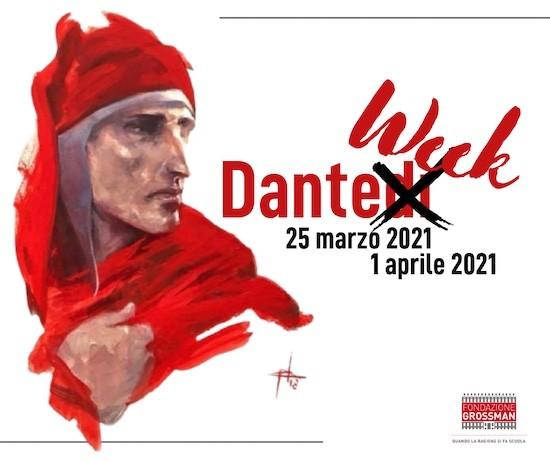 DanteWeek fondazione Grossman