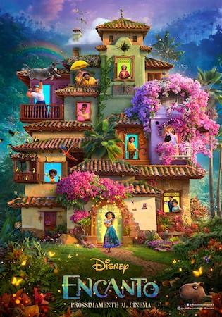 Encanto film Disney