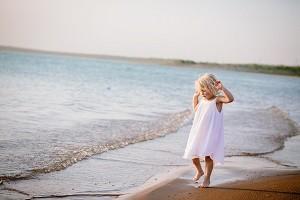 Gaslini beach: spiaggia per i bambini malati e ricordi d'infanzia