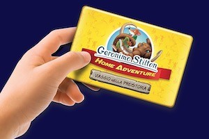Geronimo Stilton home adventure