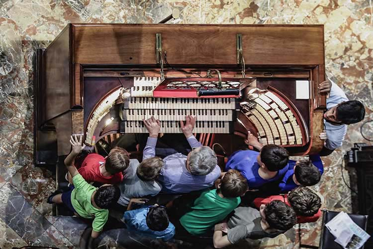 Alla scoperta del Grande Organo del Duomo