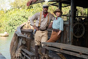 Jungle Cruise film | dal 12 agosto al cinema