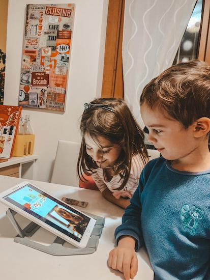 Lingumi app inglese per bambini