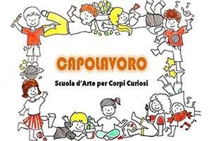Capolavoro: scuola d'arte per corpi curiosi