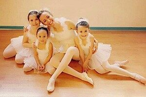 Melissa Mattiussi danza