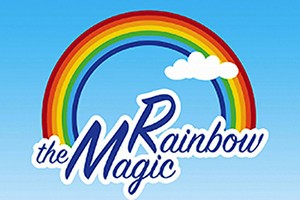 Logo_The magic rainbow