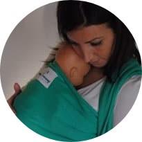 Luana Li Veli consulente babywearing Deb-Lab