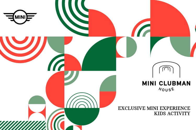 MINI Clubman House vi aspetta con laboratori e kids activity