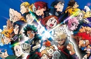 My hero academia 2 Heroes Rising|al cinema dal 12 al 18 novembre