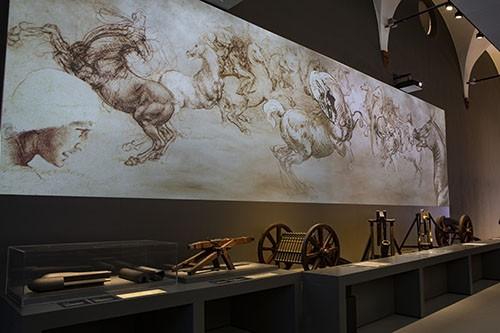 gallerie Leonardo Da Vinci