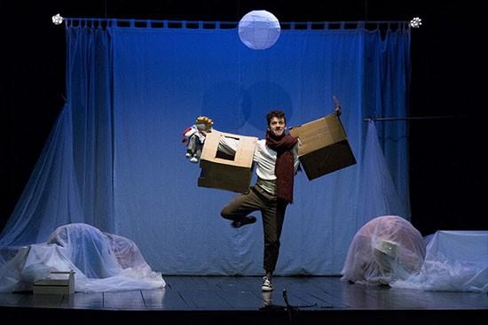 Piccolo principe al teatro oscar