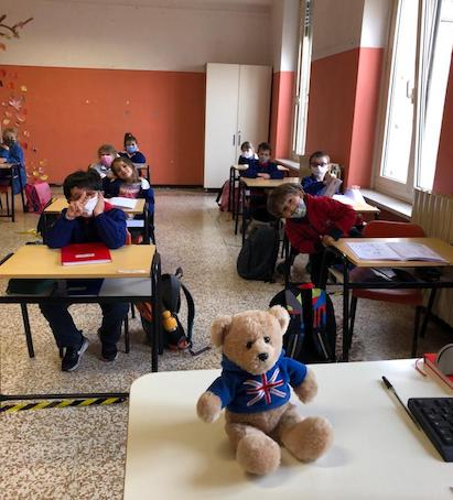 scuola primaria Regina Mundi