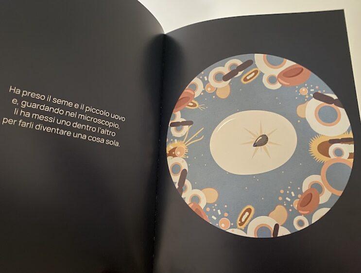 Storia di un bambino al microscopio_lucia maroni