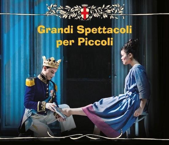 Teatro alla Scala con i bambini_cenerentola per i bambini