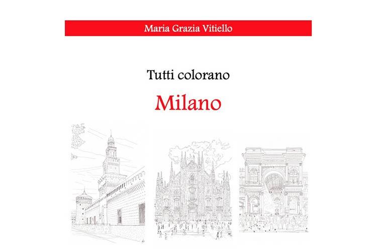 Tutti colorano Milano Maria Grazia Vitiello
