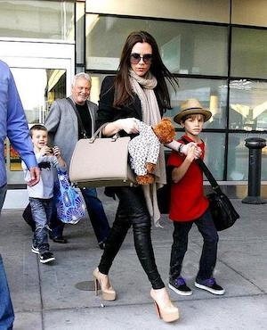 Victoria Beckham incinta