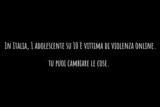 Video contro il bullismo