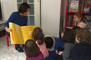 atelier storytime