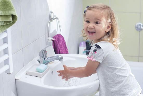 bagno adatto ai bambini