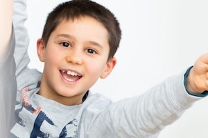 balbuzie nei bambini