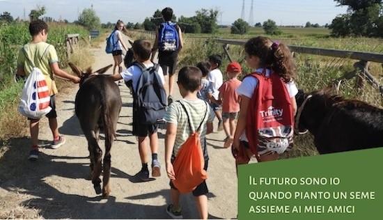campi estivi ambientali praticare il futuro