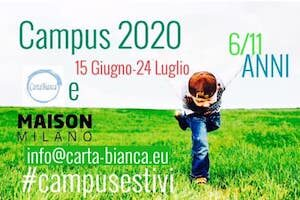 carta bianca campus 2020