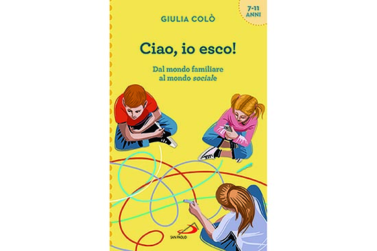 ciao io esco_libro terza infanzia_giulia colò