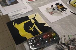 corso di pittura per bambini