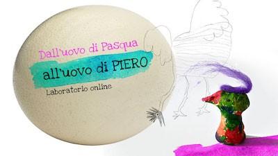 all'uovo di Pasqua all'uovo di Piero