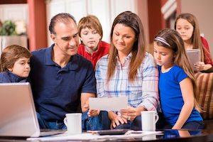 Detrazioni per i figli a carico nella dichiarazione dei redditi