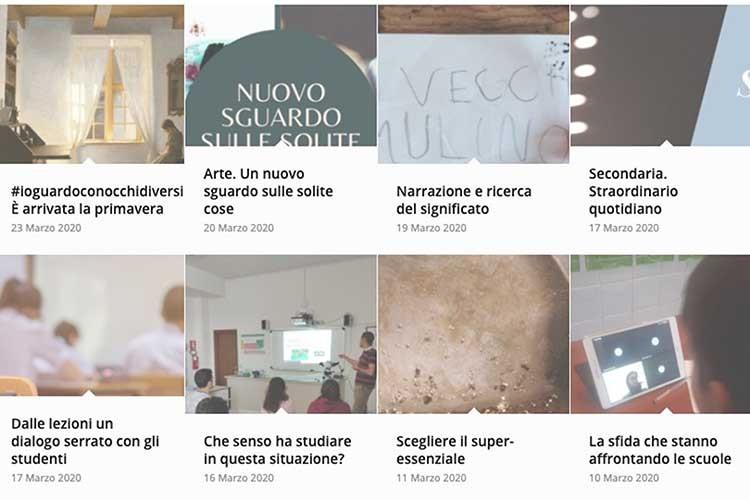 diario online delle scuole Fondazione Vasilij Grossman