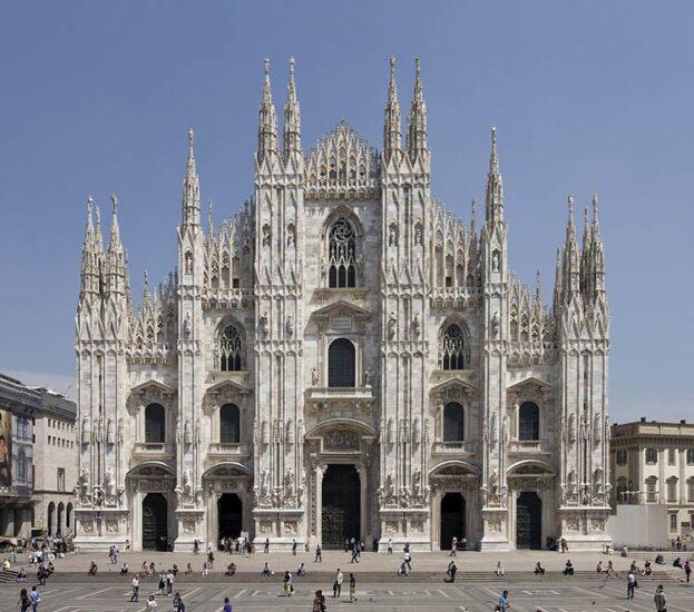 Disegniamo l'arte da casa Duomo di Milano