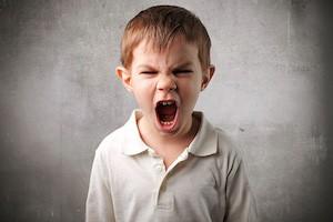 disturbi del comportamento nei bambini