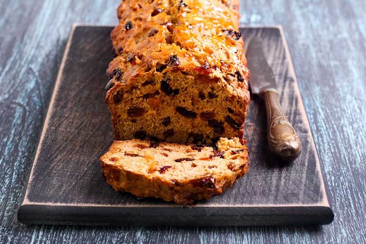dolce per halloween barmbrack