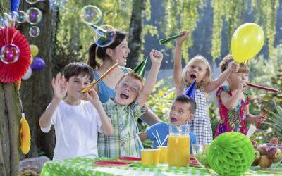 festa green per bambini