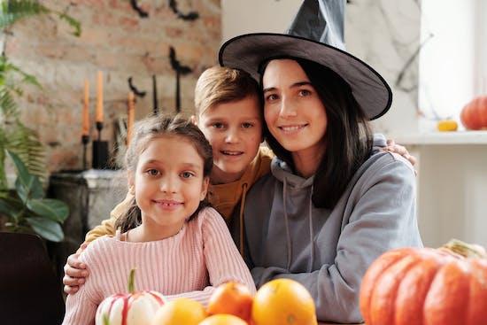 festeggiare Halloween in casa con i tuoi bambini