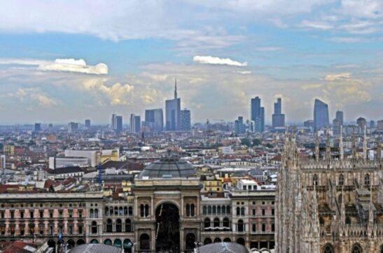 grattacieli di Milano per bambini
