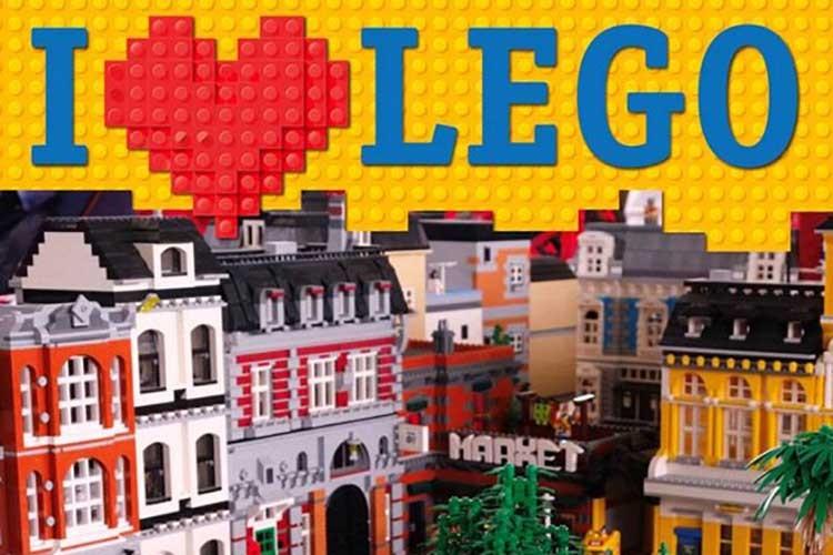 Mostra Lego Milano: I Love Lego