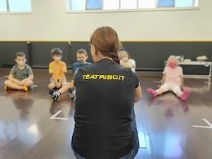 improvvisazione teatrale per bambini Teatribù