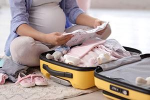 la valigia del parto