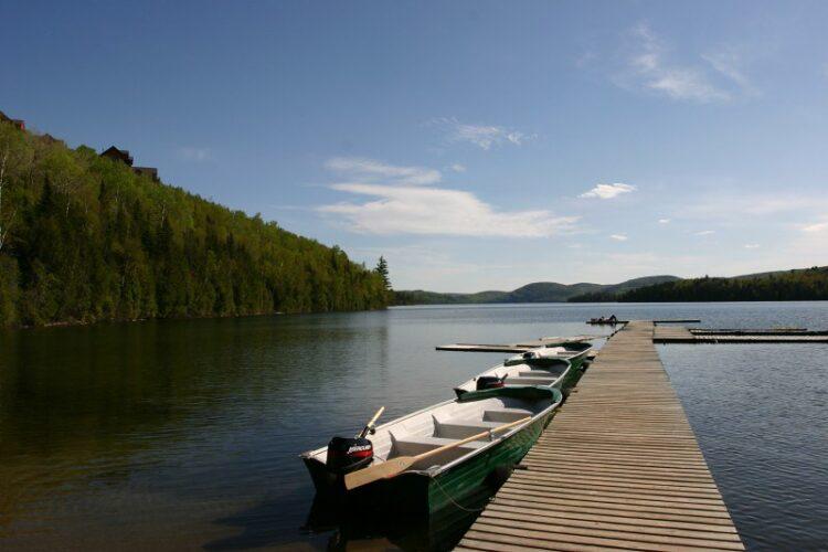 lago Sacacomie Canada