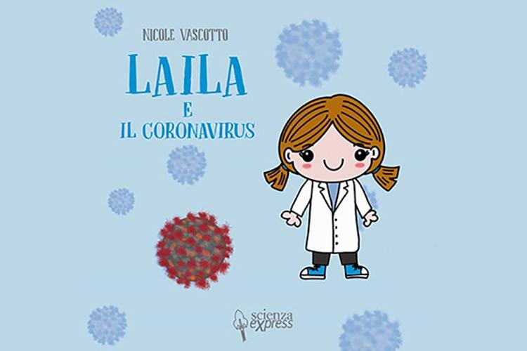 laila e il coronavirus libro
