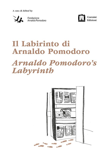 libro labirinto arnaldo pomodoro_copertina